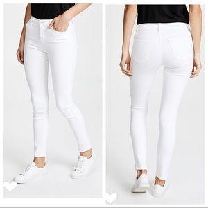 J Brand 811 Mid Rise Skinny Jeans Sz 32
